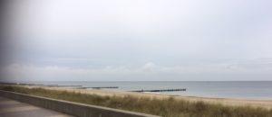Bild vom Strand in Kühlungsborn